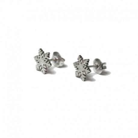 Snowflake Earrings 003