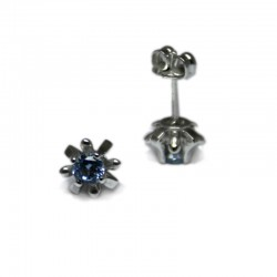 Small Flow Polished Earrings