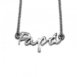 Name Necklace :: Dad