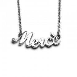 Name Necklace :: Mercè