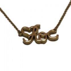 Name Necklace :: Roc