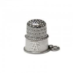 """Thimble """"If you give me a strand of thread I will sew you ..."""""""