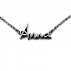 Name Necklace :: Anna