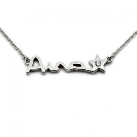 Name Necklace :: Aina