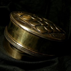 Embossed and Chiseled Box