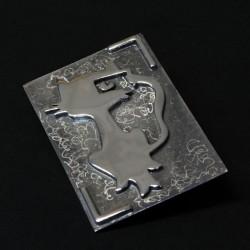 Fermall Logo Xevi Domene Fotògraf en plata de llei