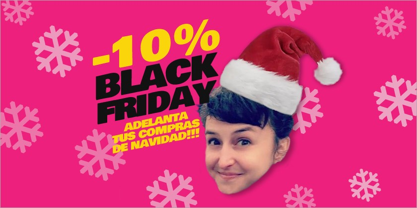 Black Friday at MeriTomasa with 10% discount! Only until November 29!